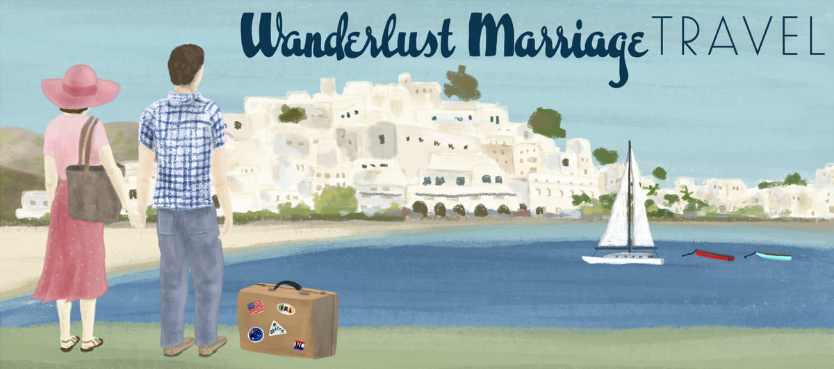 Wanderlust Marriage