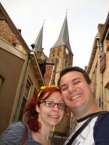 Visiting Deventer and Zwolle