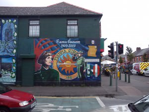 Political Murals of Belfast