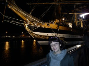 beautiful boat, tall ships dublin