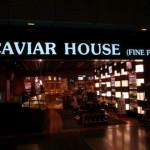 Caviar in Zurich Airport