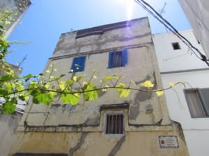 Old building in Tangier, Day Trip to Tangier