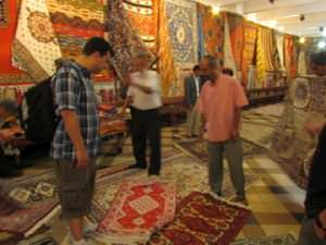 Carpets in Tangier, Morocco, Day Trip to Tangier