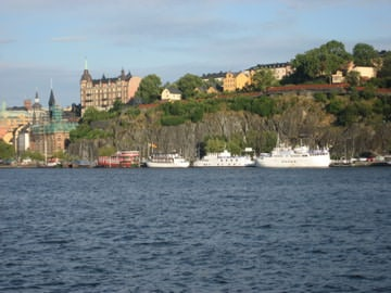Södermalm boats, sleeping on a boat in Stockholm