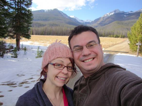 Hangin' in Rocky Mountain National Park in Colorado
