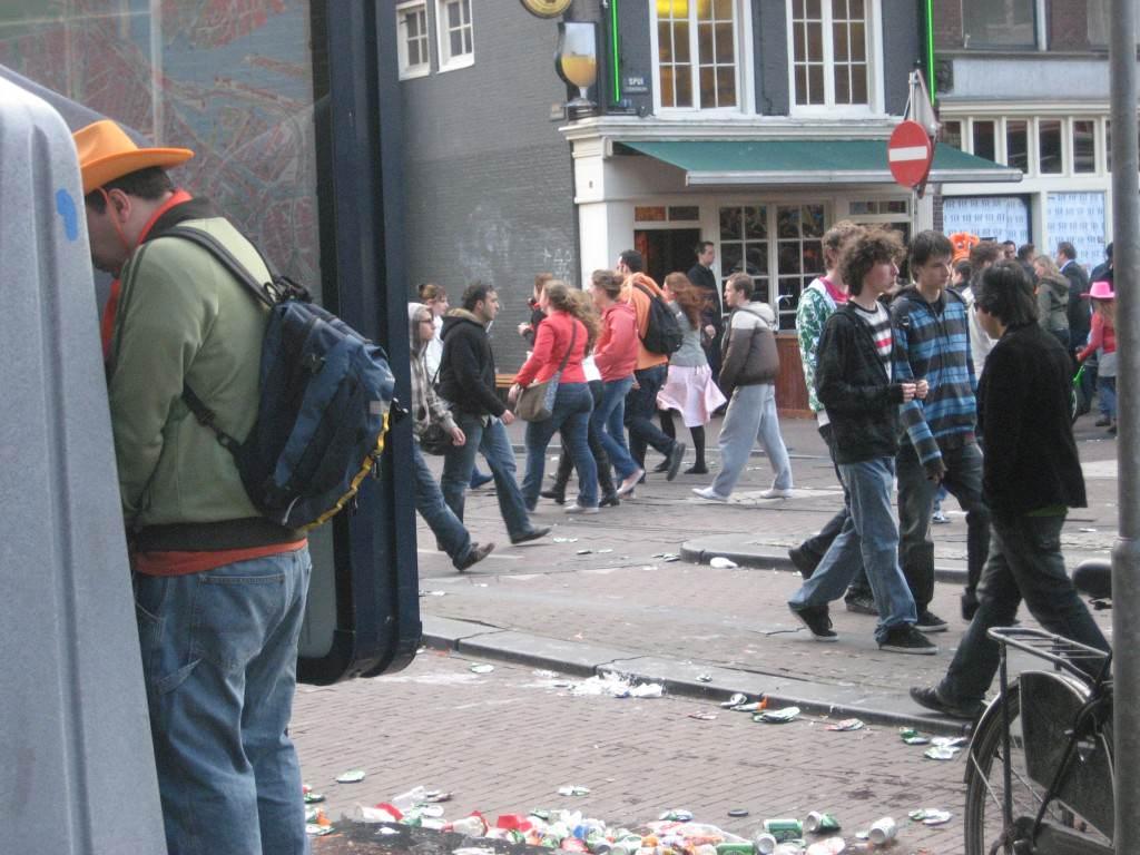 Amsterdam S Outdoor Urinals