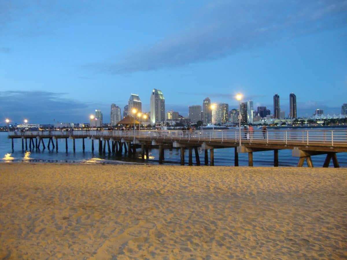 Bike San Diego To Coronado Coronado island Ferry Landing
