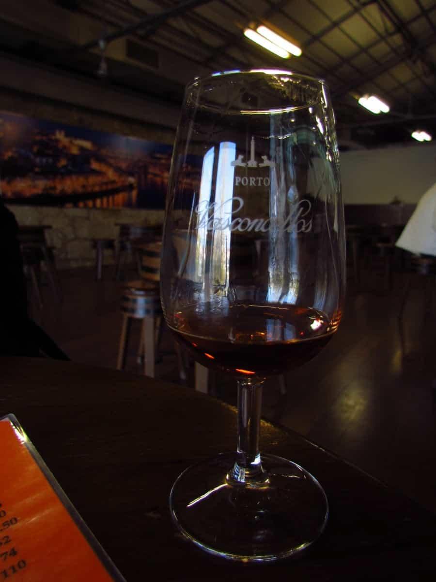 Porto Port tasting in Porto