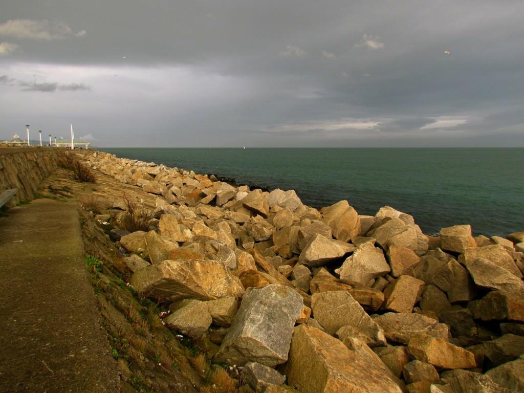 Dún Laoghaire board walk