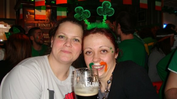 St. Patrick's Day at Trinity Bar
