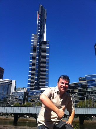 Eureka Tower, Melbourne, photos from down under