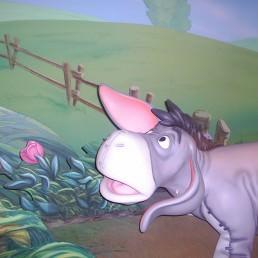 Winnie the Poo ride