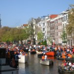 What to Expect on Queen's Day in Amsterdam on April 30th, 2013?