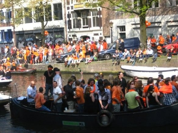 What to Expect on Queen's Day