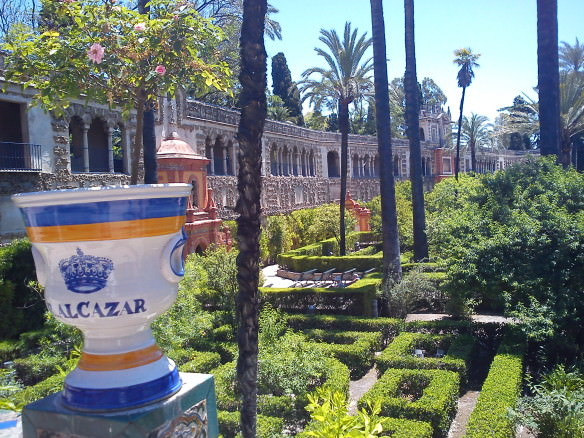 The amazing Moorish palace of Alcazar in Seville, Spain gets some unfair poor reviews by people who visited the larger Alhambra in Grenada. Attraction reviews like that come down to perspective, Good and Bad Reviews on Tripadvisor