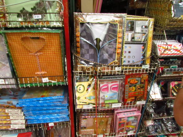 Buddhist afterlife items, crazy Singapore photos