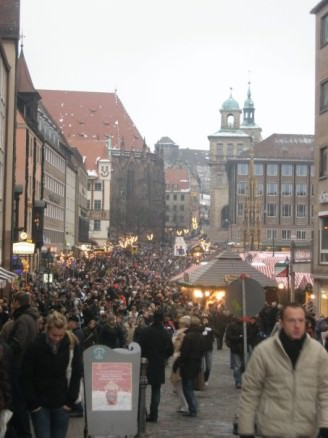 Christkindlesmarkt Nurnberg, Nuremberg a long to do list