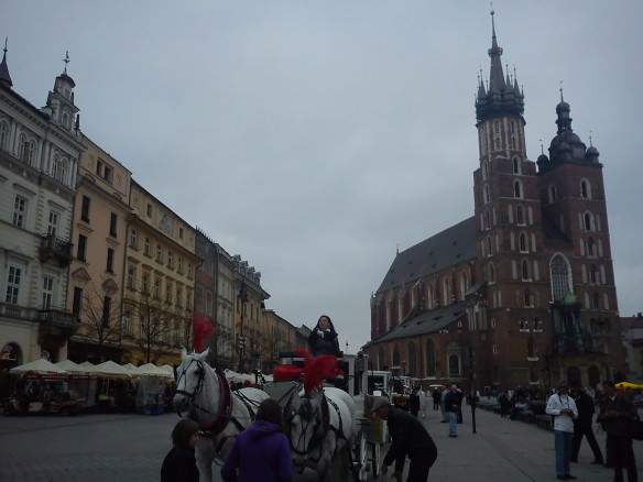 things to do in Krakow, St. Mary's Cathedral