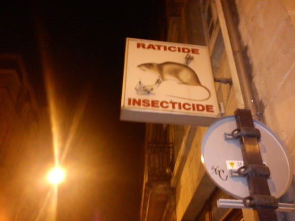 pest control in France