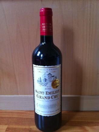 day trip from bordeaux - Saint Emilion wine