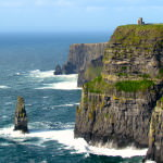 Visiting the Cliffs of Moher by rental car from Dublin