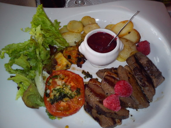 magret de canard, Great Dishes in Southern France