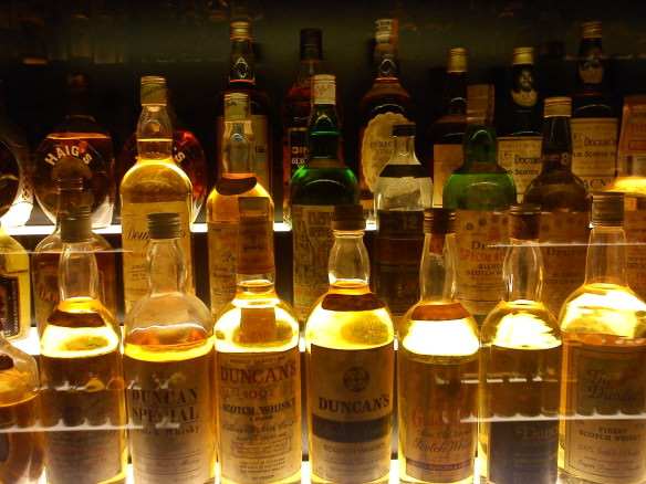 Stay tuned for tales of the world's greatest whiskey collection!