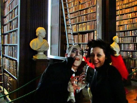Vampire Hunt, Trinity College