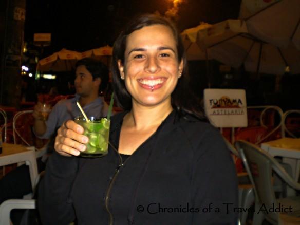 My First Real Caipirinha!