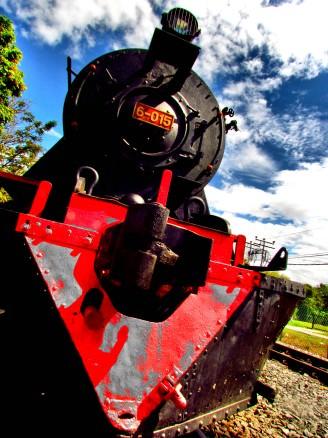 Vulcan steam locomotive