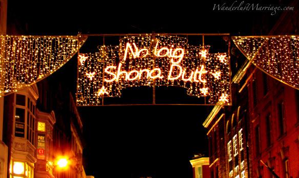Merry Christmas, Dublin
