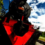Toot toot! The North Borneo Railway Conjures British Colonial Past