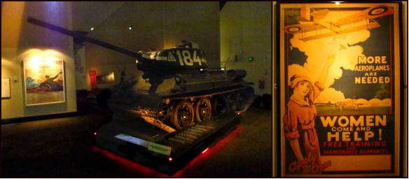 Imperial War Museum, great things to do in Manchester