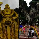 Batu Caves in Kuala Lumpur: Holy Shrines and Monkeys