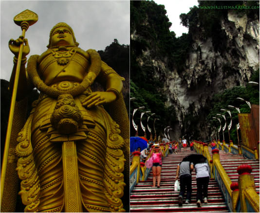 Lord Murugan & Batu Caves