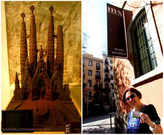 Chocolate Museum, Barcelona
