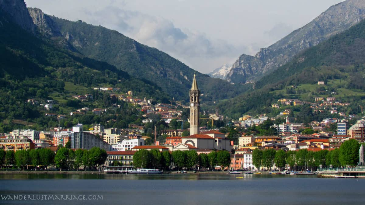 Lecco Italy  city images : Lecco on Lake Como, Italy Wanderlust Marriage