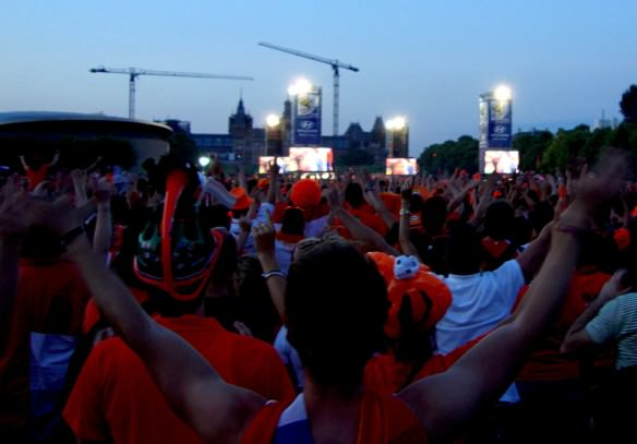 Dutch Lose World Cup 2010 Final