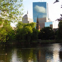 Downtown Boston, Boston Common