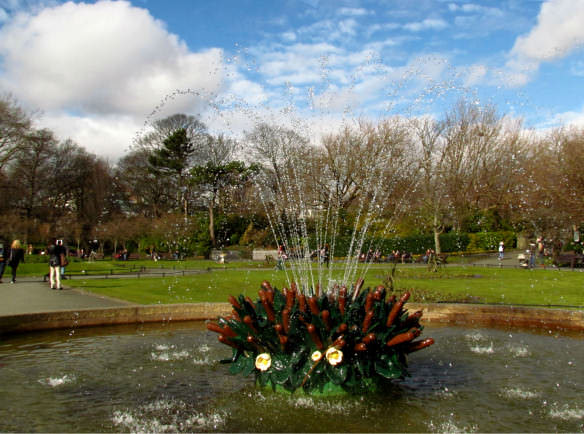 Dublin - St Stephen's Green