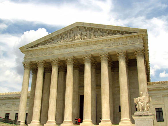 Equal Justice Under Law- US Supreme Court