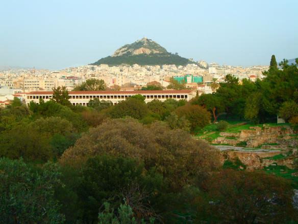 Mount Lykavitos- Athens