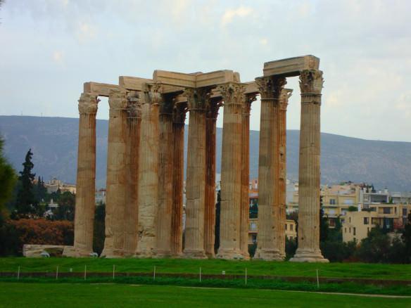 Athenian Ruins