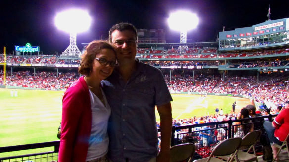 Date Night at Fenway