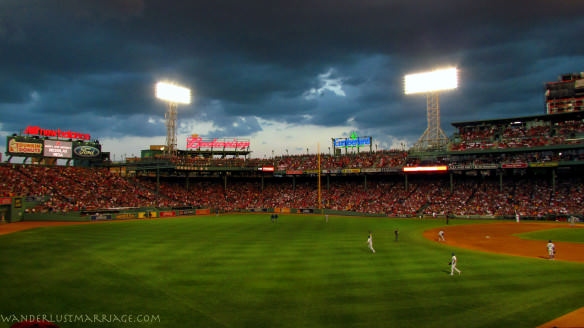 Fenway, Boston