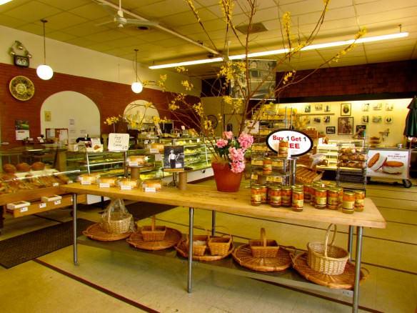 Italian baked goods in Niagara Falls