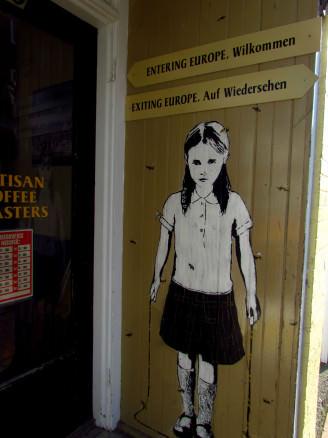 German coffee shop in Portsmouth- Vonsolln