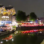Rotterdam's Old Harbour Mingles Past, Present and Future