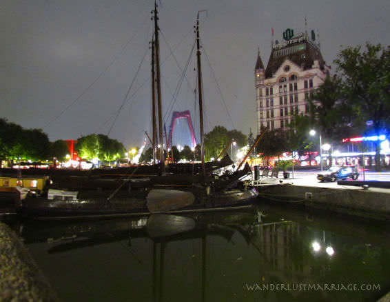 Rotterdam Oude Haven (Old Harbour)