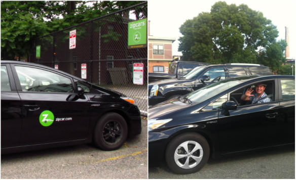 collageZipcar